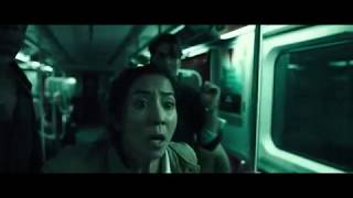 The Silence (2019) movie Railway station horror scene