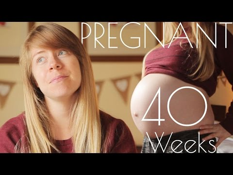 STILL NO BABY 40 WEEKS PREGNANT FULL TERM  | These Tiny Moments