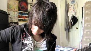 """""""I Hate Myself For Loving You"""" by Joan Jett & The Blackhearts Guitar Cover (With Solo)"""