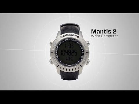 M2 (Mantis 2): Diving