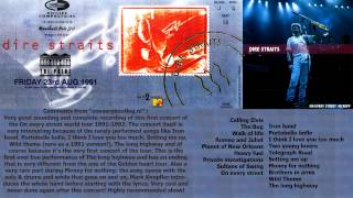 "Dire Straits ""Setting me up"" 1991-08-23 Dublin AUDIO ONLY"