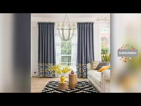 50+ MODERN CURTAINS FOR LIVING ROOM 2020 IDEAS