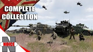 The Ultimate British Military Collection For Arma 3