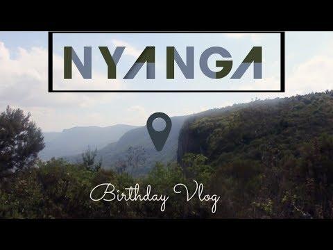 Nyanga Travel Vlog - 30th Birthday!