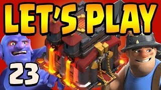 BEST USE of a BOOK OF BUILDING!  TH10 Let's Play ep23 | Clash of Clans