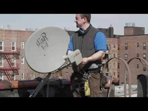 Dish Network Technician AL