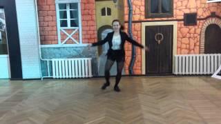 vuclip Tap (BS Chorus &  shim sham) Kseniia Batrak