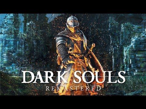DARK SOULS Remastered - Announcement Trailer @ 1080p HD ✔