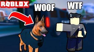 ROBLOX: ★ chiens policiers à Jailbreak / Mise à jour secrète ★