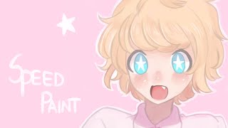 shota spongebob [speedpaint]