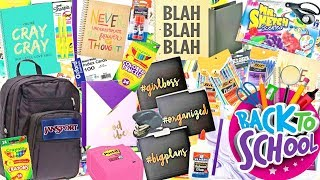 BACK TO SCHOOL GIVEAWAY * HUGE EVENT * | GIVEAWAY 2018 3 OF 4