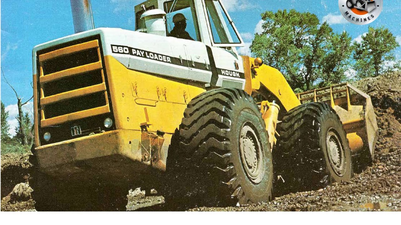 Classic Machines The International Model 560 Payloader