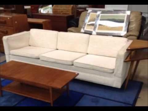 Mid Century Sofa Orlando Estate Auction Fl October 2017