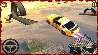 Impossible Stunt Car Tracks 3D - New Car Unlock - Android GamePlay 2017