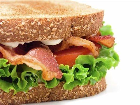 who to Healthy  Breakfast Sandwich