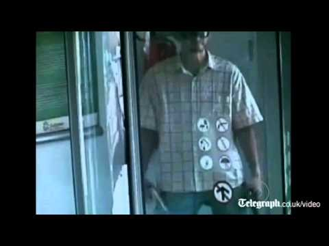 Bank robber shoots himself in the foot in Brazil