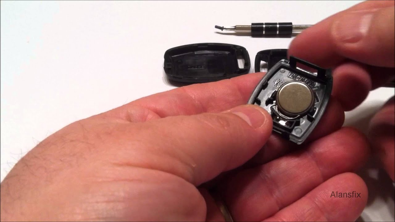 How To Replace The Remote Battery On Your Honda Accord