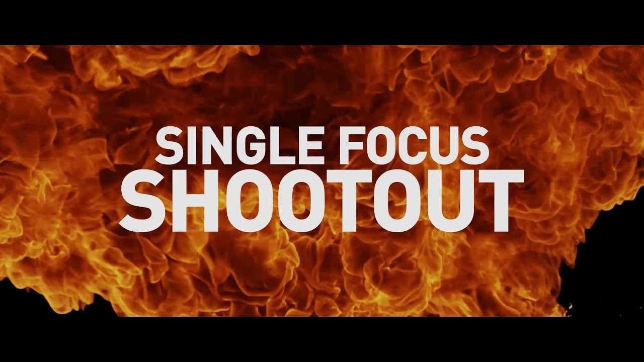 Single Focus Solutions for Anamorphic Adapters Shootout!
