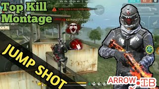 FF Pro | Free Fire Best Player | Frontal Top Kills | FF INDIA Gaming