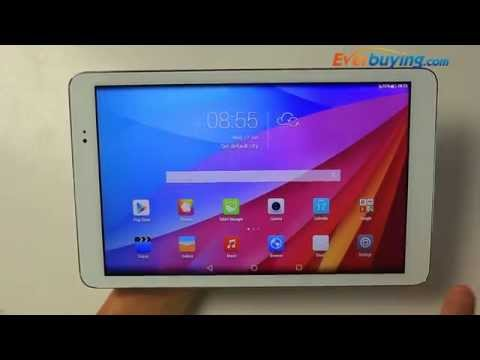 HUAWEI MediaPad T1 - A21L 9.6 inch Android 4.4 4G Phablet
