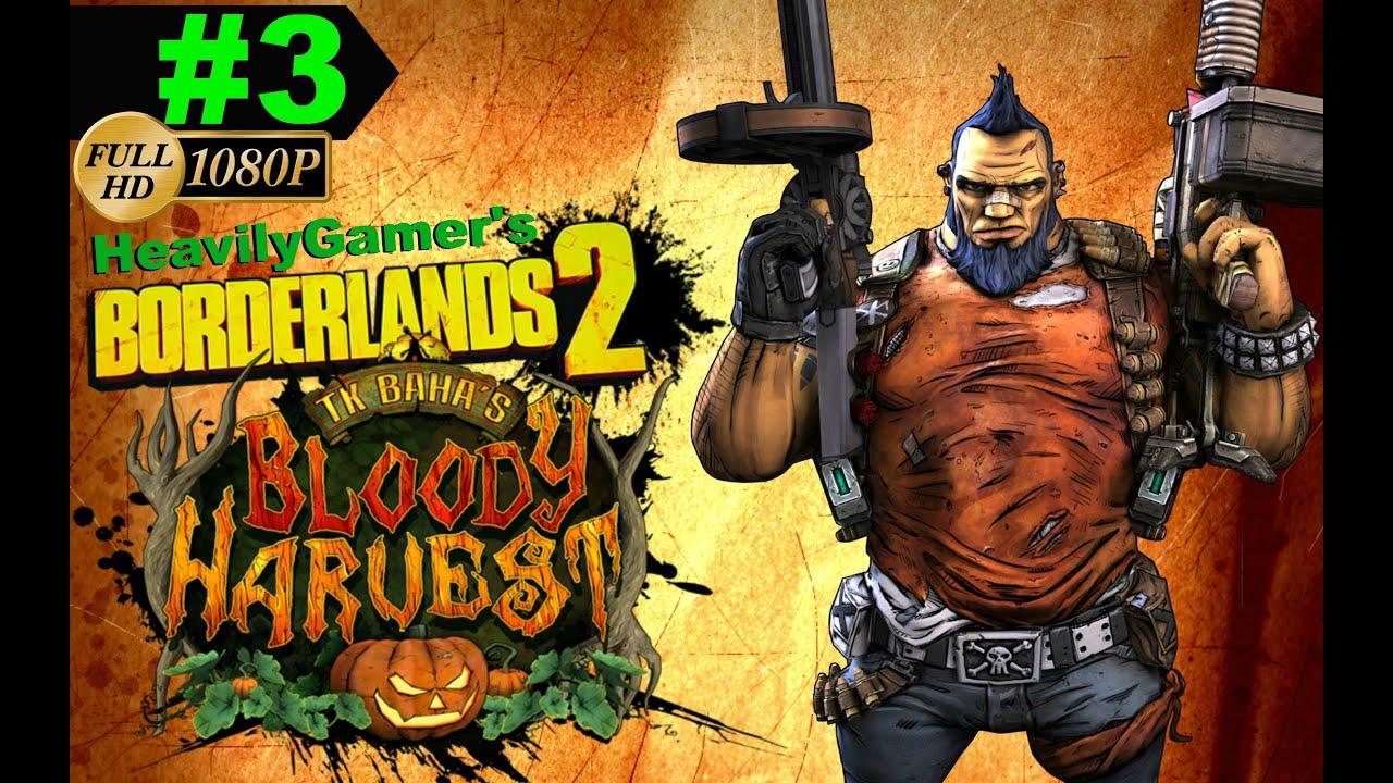 Borderlands 2-TK Baha's Bloody Harvest DLC Gameplay