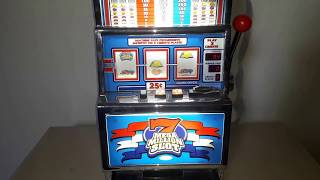 Seven Méga Millions Slot (casino) $$$ Round 1