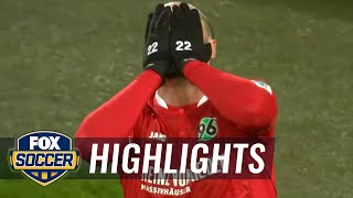 Video Gol Pertandingan Hannover 96 vs FC Augsburg