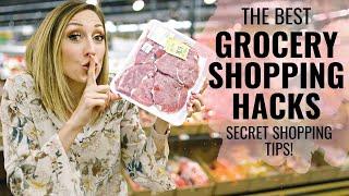 Grocery Shopping Hacks! - Labels, brands, bulk deals, & more!