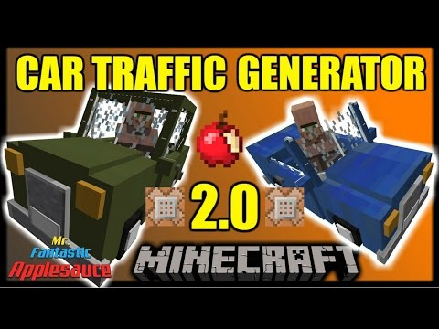 Command Central: Car Traffic Generator 1.11.x