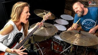 How to make the bass player HATE you | DRUM LESSON