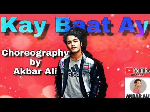 Kya Baat ay best dance - Harrdy Sandhu | Choreography By Akbar Ali | Dance Short Film