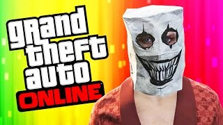 GTA 5 Online - DEATH SLIDE!