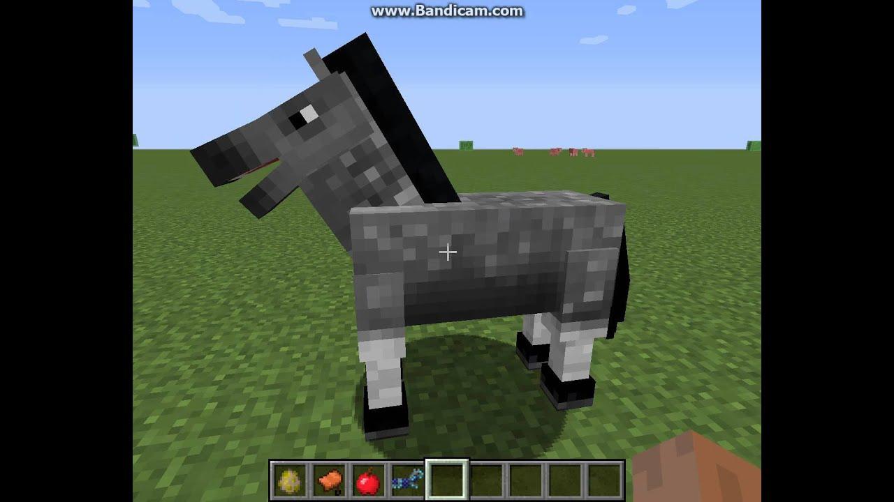 Лошадь в майнкрафт как приручить