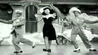 Dorothy Dandridge / Nicholas Brothers / Chattanooga Choo Choo