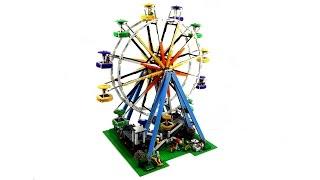 Lego Creator Expert 10247 Ferris Wheel Speed Build
