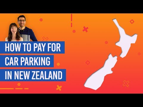 How To Pay For Car Parking In New Zealand