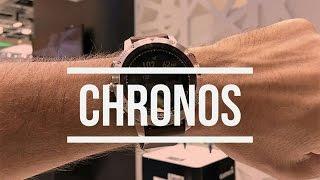 Garmin Fenix Chronos: sportwatch di lusso | Anteprima IFA 2016