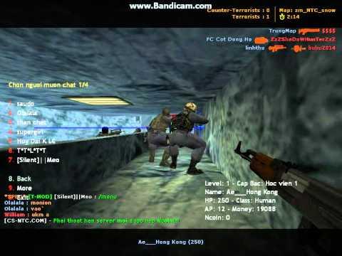 Counter strike 1.6 AE___HongKong speed+Aimbot