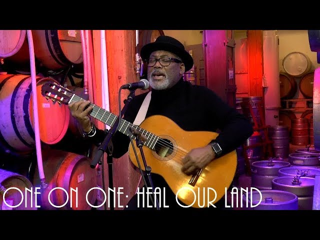 Jonathan Butler - Heal Our Land | Cellar Sessions |  November 6th, 2018 City Winery New York