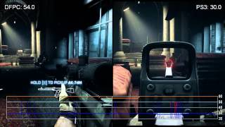 Battlefield 3: Digital Foundry Budget PC vs. PS3 Frame-Rate Analysis