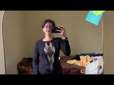 My Single Room In Canada| International Student