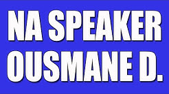 "Funny NA Speaker Ousmane D. - ""Busted, Dusted, Totally Disgusted, Can't Believe I DID IT AGAIN!"""