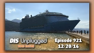 Podcast Cruise 6.0 on the Oasis of the Seas | 12/20/16