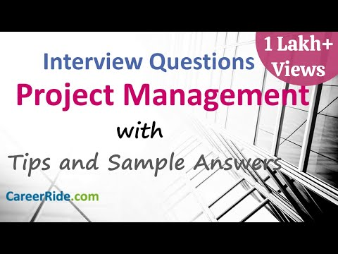 Project Manager Interview Questions And Answers - Technical And Behavioral