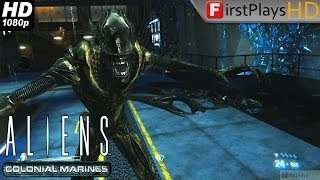 Aliens: Colonial Marines - PC Gameplay 1080p