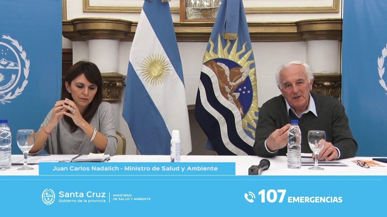 Córdoba y Nadalich aclararon las implicancias del decreto 574