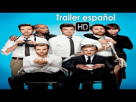 Cómo acabar sin tu jefe 2 - Trailer final español (HD)