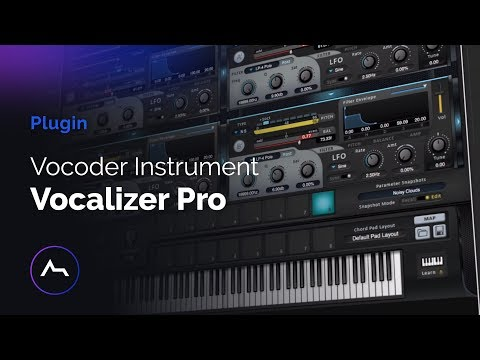 Vocalizer Pro By SONiVOX - Progressive Vocoder Instrument