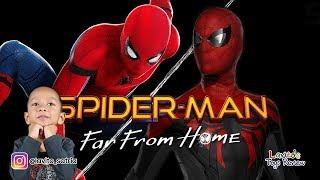 Reaction Spiderman Far from Home