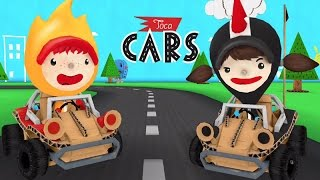 Toca cars - ios car game for kids